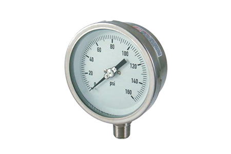 TSI Flow Products Pressure Gauge