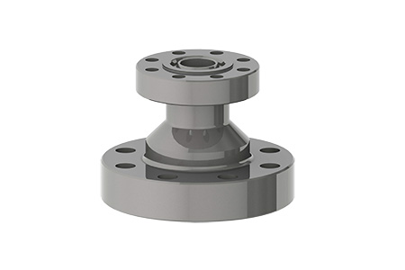 "TSI Flow Products API Adapter Spools in 1-13/16"" to 7-1/16"""