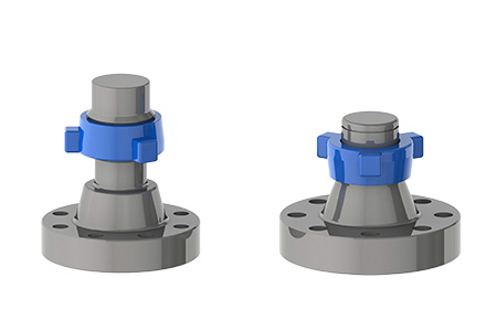 TSI Flow Products FH Adapters in multiple sizes and configurations