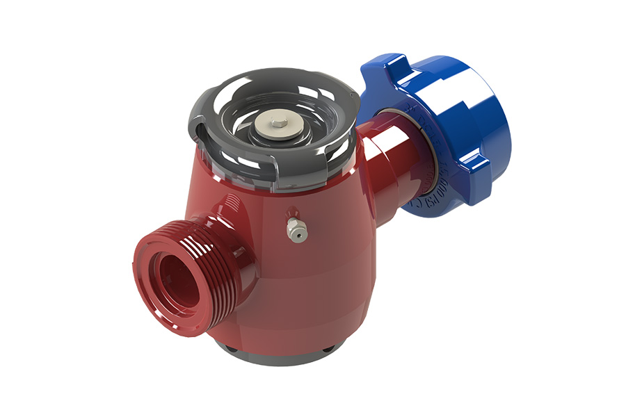 TSI Flow Products Manual Plug Valve
